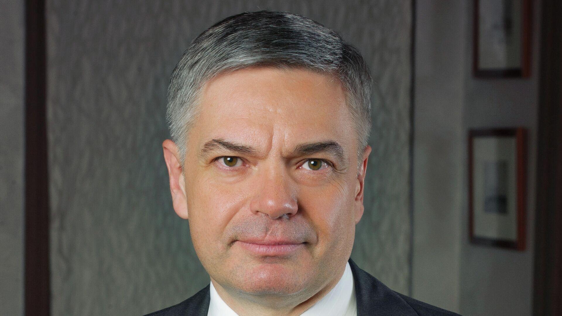 Президент Федерации гандбола России Сергей Шишкарев - РИА Новости, 1920, 22.02.2021