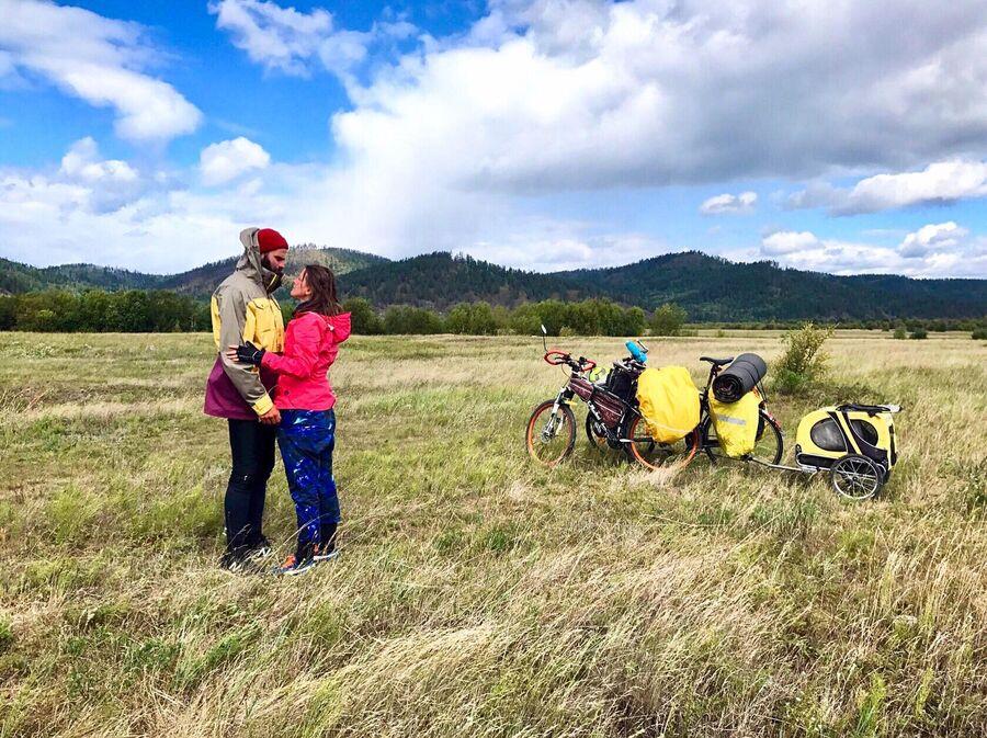 Едем в сторону Монголии