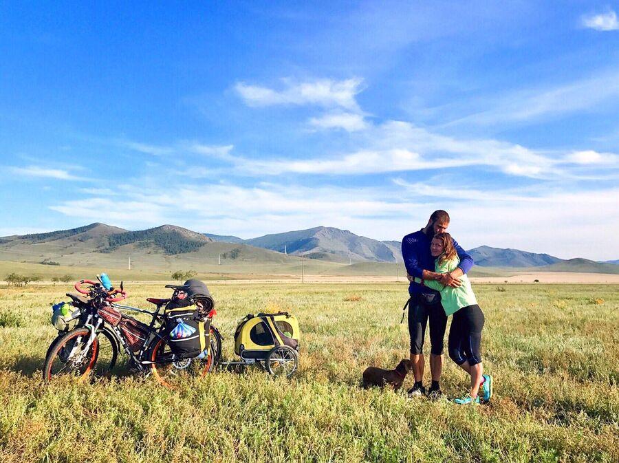 Свернули на Монголию