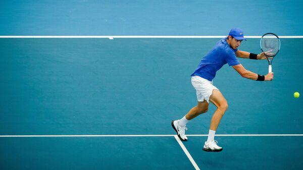 Чилийский теннисист Николас Харри
