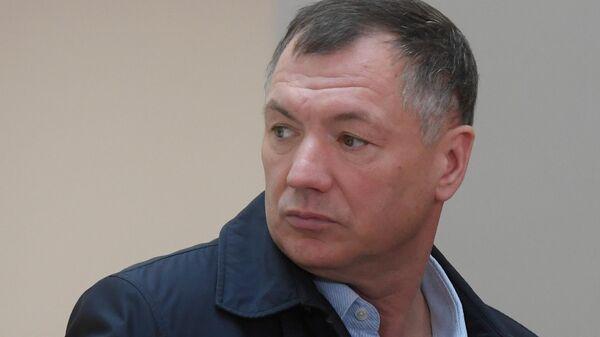 Заместитель мэра в правительстве Москвы Марат Хуснуллин