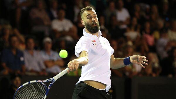Теннисист Бенуа Пер (Франция)
