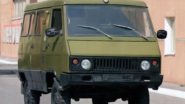 УАЗ раскрыл подробности проекта по созданию автомобиля для Минобороны