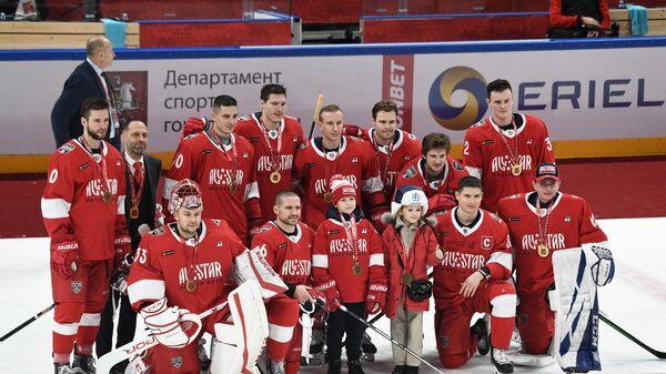 Игроки команды дивизиона Боброва