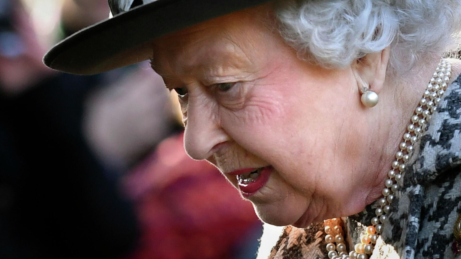 Британская королева Елизавета II   - РИА Новости, 1920, 15.04.2021
