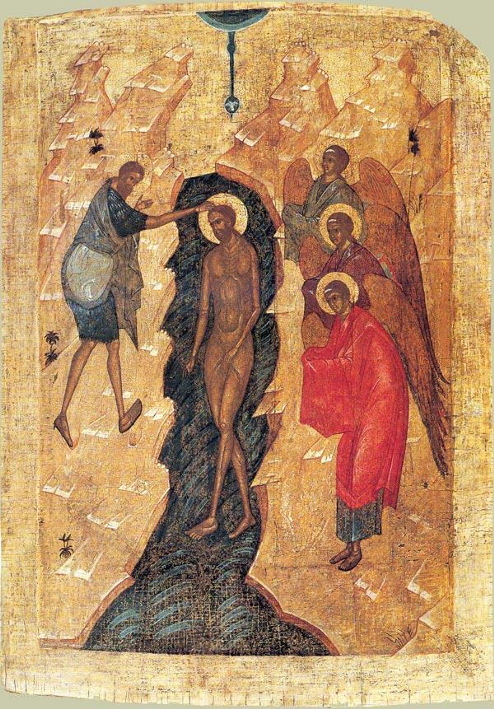 Крещение Господне - ПРОФИ Новости, 1920, 14.01.2021