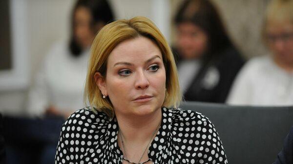 Директор департамента кинематографии Минкультуры России Ольга Любимова