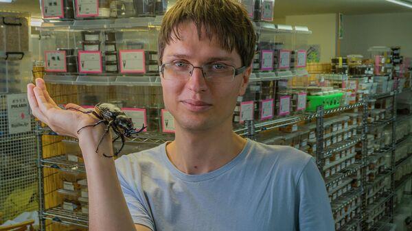 Магазин жуков