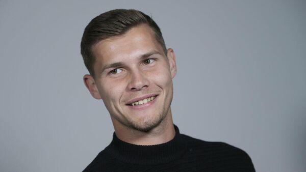 Вратарь Ред Булл Лейпциг Хосеп Мартинес