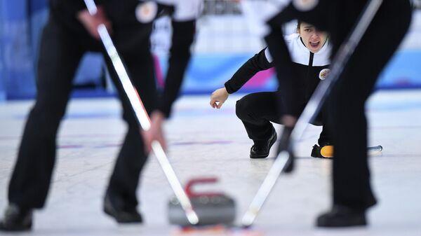 Зимняя юношеская Олимпиада – 2020. Керлинг. Микст