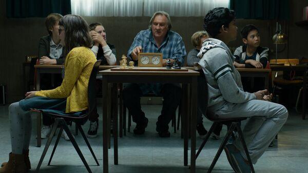 Кадр из фильма Шахматист