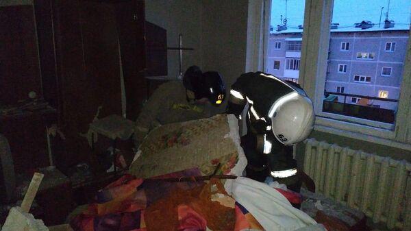 Последствия хлопка газа  в городе Каменск-Уральский, Свердловской области. 24 января 2020