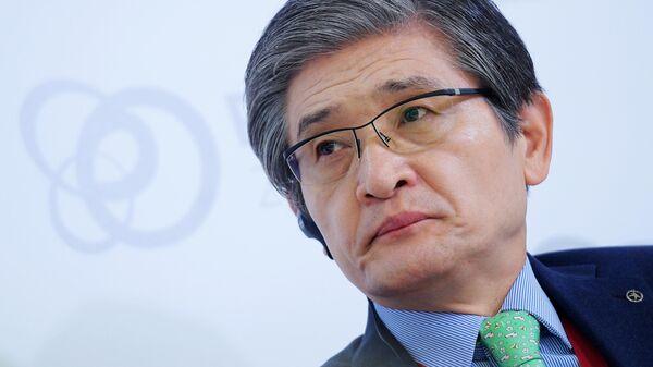 Лауреат Нобелевской премии мира, член Международного комитета по присуждению премии Глобальная энергия Рае Квон Чунг