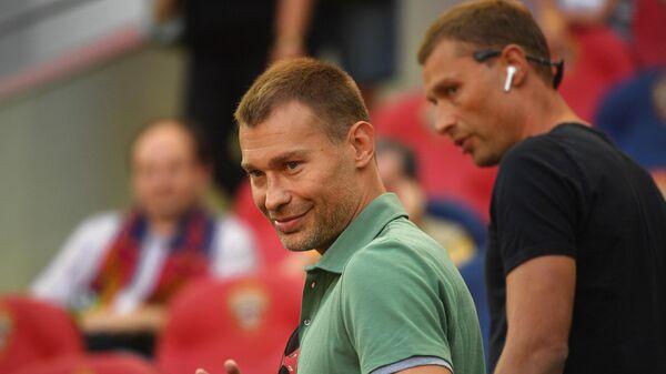 Футболисты Василий и Алексей Березуцкие