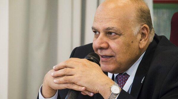 Генеральный секретарь Ассоциации арабских университетов Амр Эззат Салама
