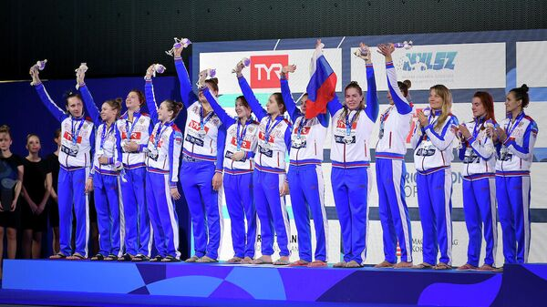 Женская сборная России по водному поло