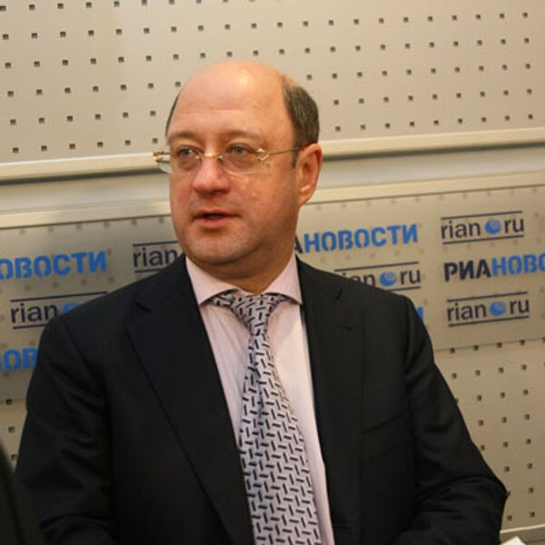 Заместитель председателя Госдумы РФ Александр Бабаков. Архив