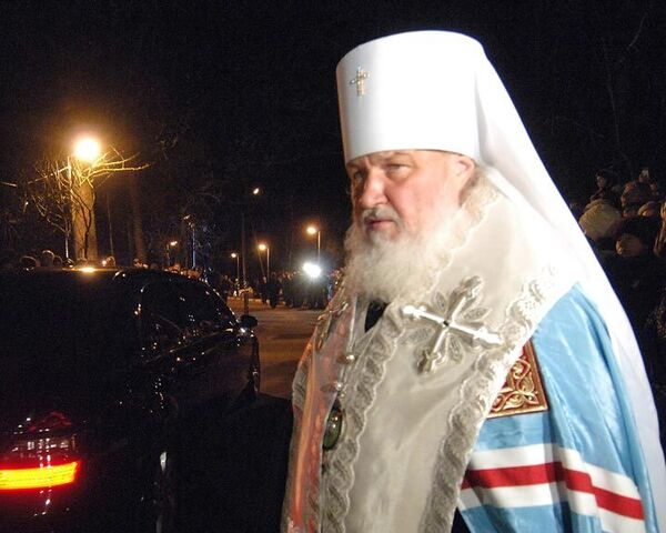 Местоблюстителем патриаршего престола избран митрополит Кирилл