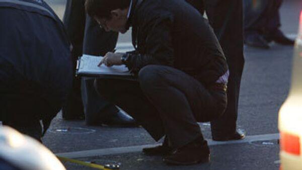 Составлен портрет подозреваемого в нападении на инкассаторов