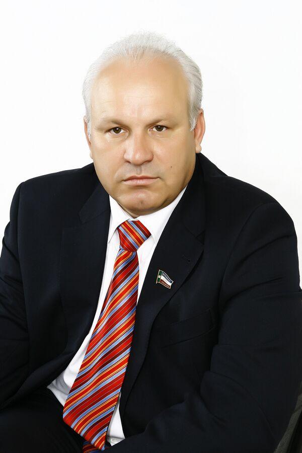 Виктор Зимин утвержден на пост председателя правительства Хакасии