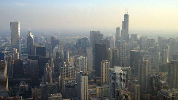 Город Чикаго - штат Иллинойс