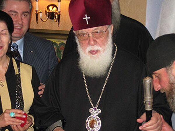 Католикос Илия II