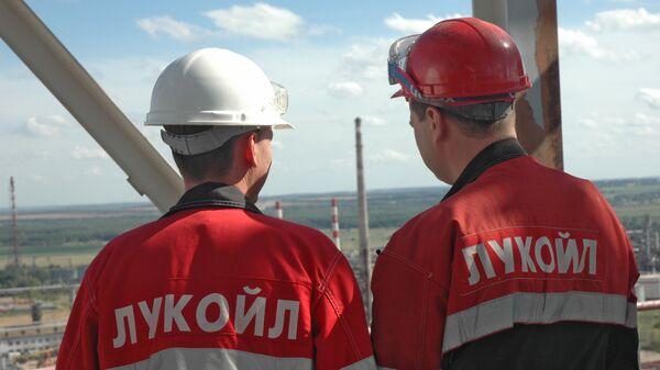 Работа ОАО Лукойл-Нефтеоргсинтез