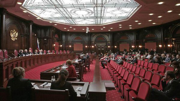 Совфед одобрит закон, дающий палате право назначать главу КС