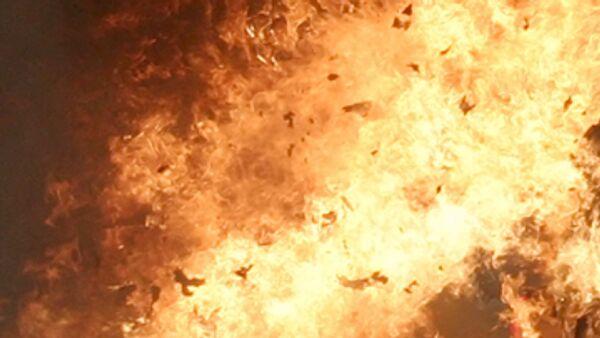 Пожар в здании УБЭП в Ростове-на-Дону локализован, пострадавших нет