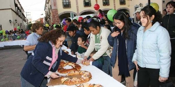 В Мексике испекли самый большой пирог в мире