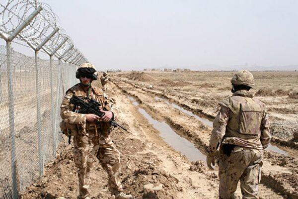 Иностранные военные в Афганисане