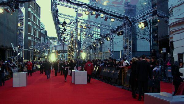 Подготовка к премии BAFTA
