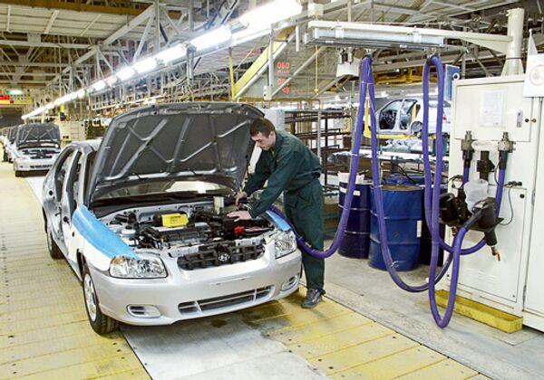 ГАЗ в феврале продолжит работать в режиме трехдневной рабочей недели