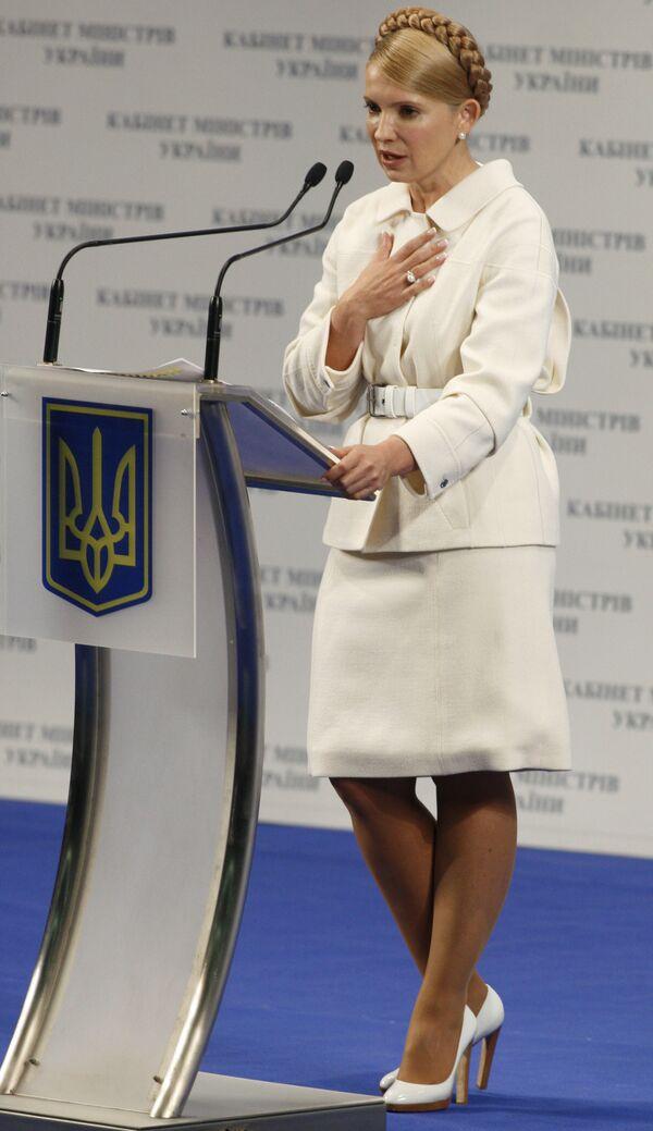 Тимошенко надеется на полное объединение всех политических сил
