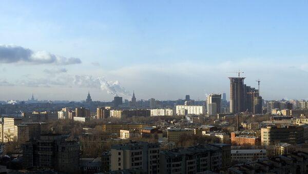Район Сокольники в Москве