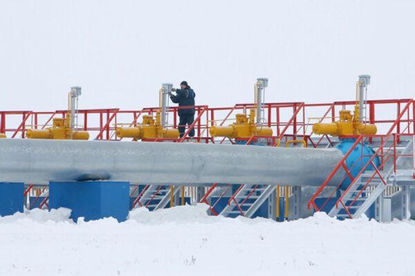 РФ просит наблюдателей контролировать транзит газа через Украину хотя бы до конца марта