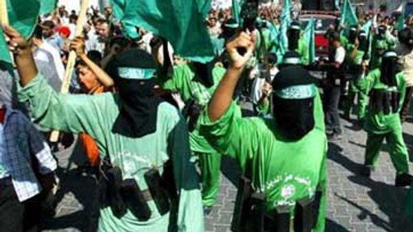 Боевики Аль-Каиды, архивное фото