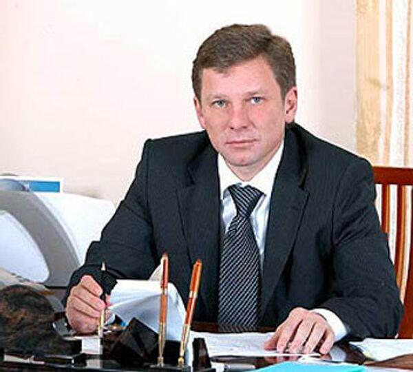 Борис Валерьевич Новожилов — генеральный директор МДЦ Артек