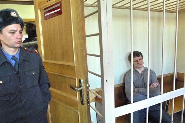 Российский боксер Роман Романчук обвиняется в убийстве жителя Владивостока