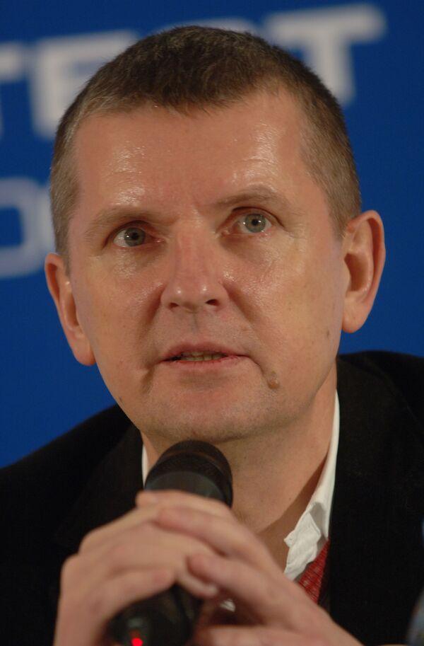 Продюсер конкурса Евровидение-2009 Юрий Аксюта