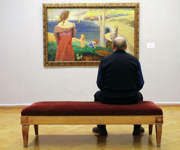 Выставка работ художника Ивана Прокофьева откроется в Петербурге