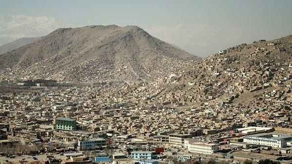 Кабул.Архивное фото