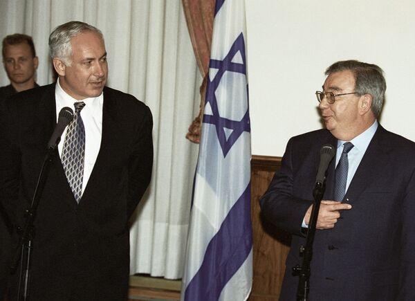 Израиль готов возобновить переговоры с Сирией - премьер