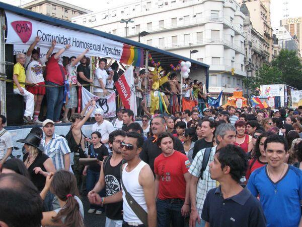 Организаторы гей-парада в Риге боятся провокаций - СМИ