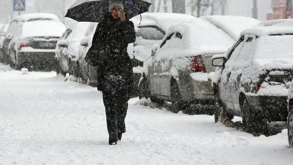 Зима в России будет холоднее прошлогодней - Росгидромет