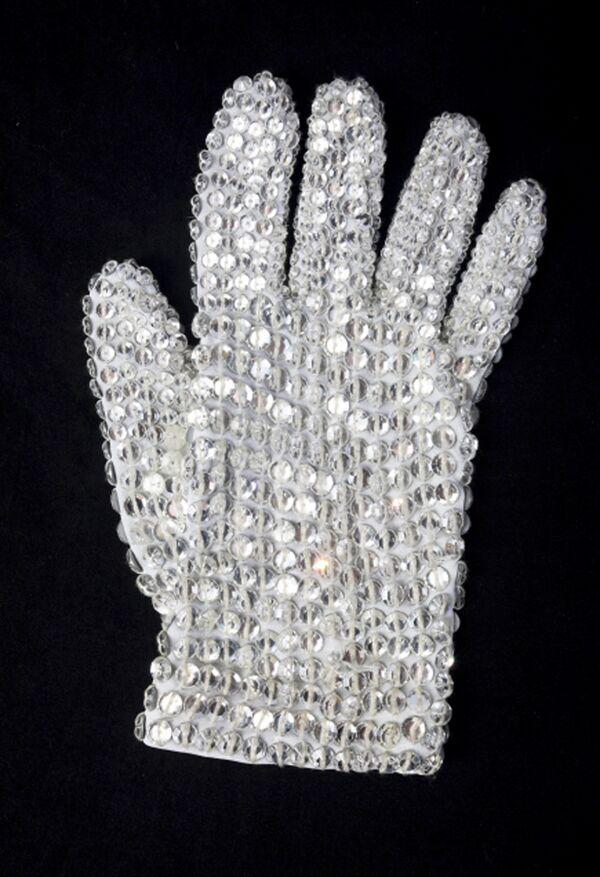 Личные вещи Майкла Джексона, выставленные им на аукцион