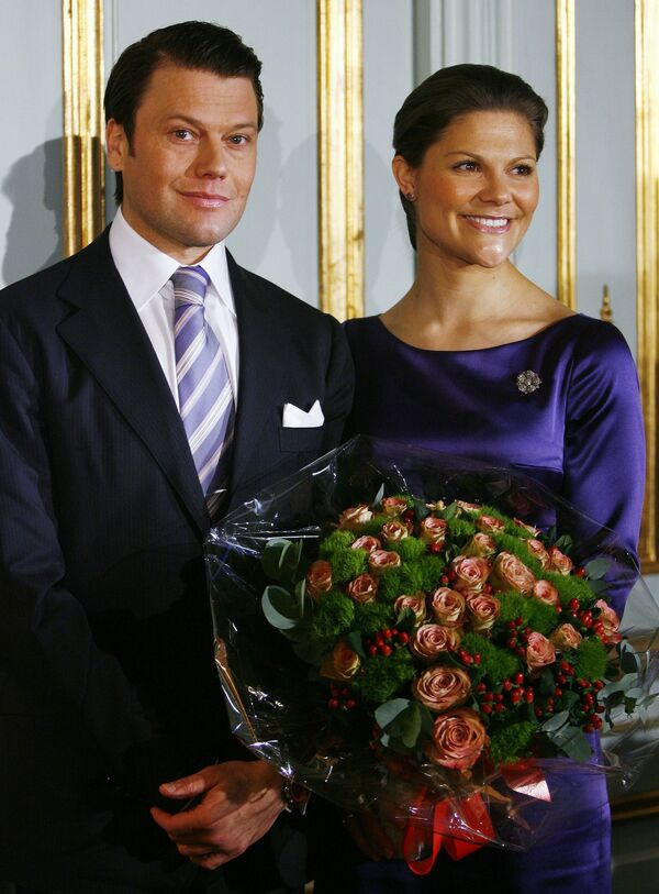 Назначена дата свадьбы шведской кронпринцессы Виктории