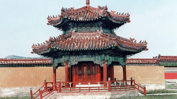 Буддистский монастырь. Архив