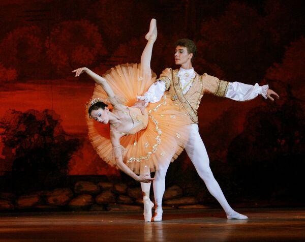 Премьера новой версии  балета П.И. Чайковского Спящая красавица. Архив