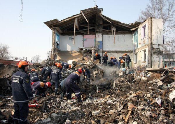 Пострадавший при взрыве в многоквартирном доме Невинномысска скончался